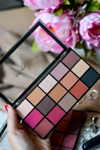 Makeup Revolution Iconic Vitality Palette recenze review