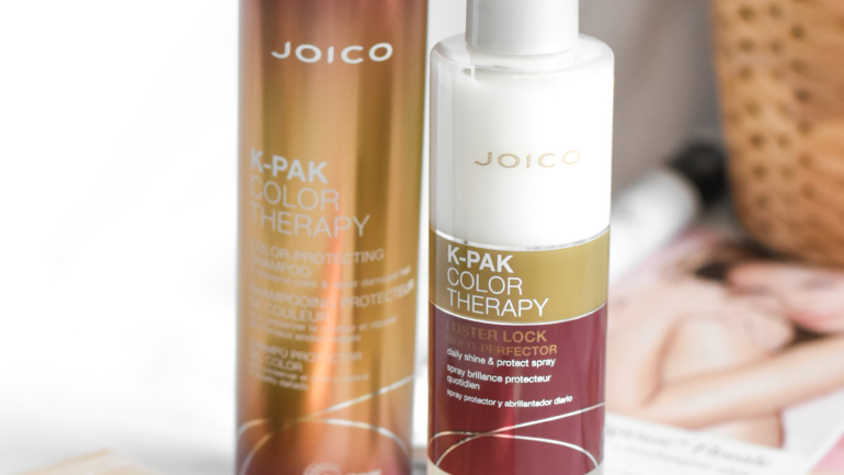 Recenze Joico K-Pak Color Therapy